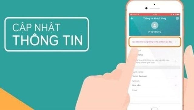 Hướng dẫn đăng ký thông tin thuê bao Viettel trực tuyến nhanh chóng